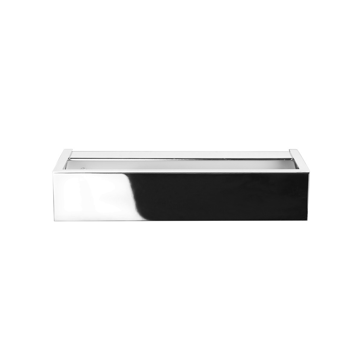 Decor Walter Box 25 LED Wandleuchte, Chrom