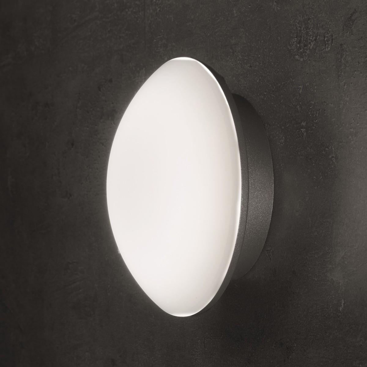 Lupia Licht Mini Außenwandleuchte, anthrazit