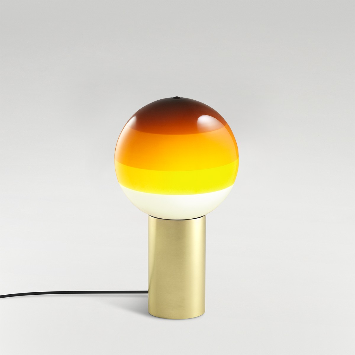 Marset Dipping Light LED Tischleuchte, amber