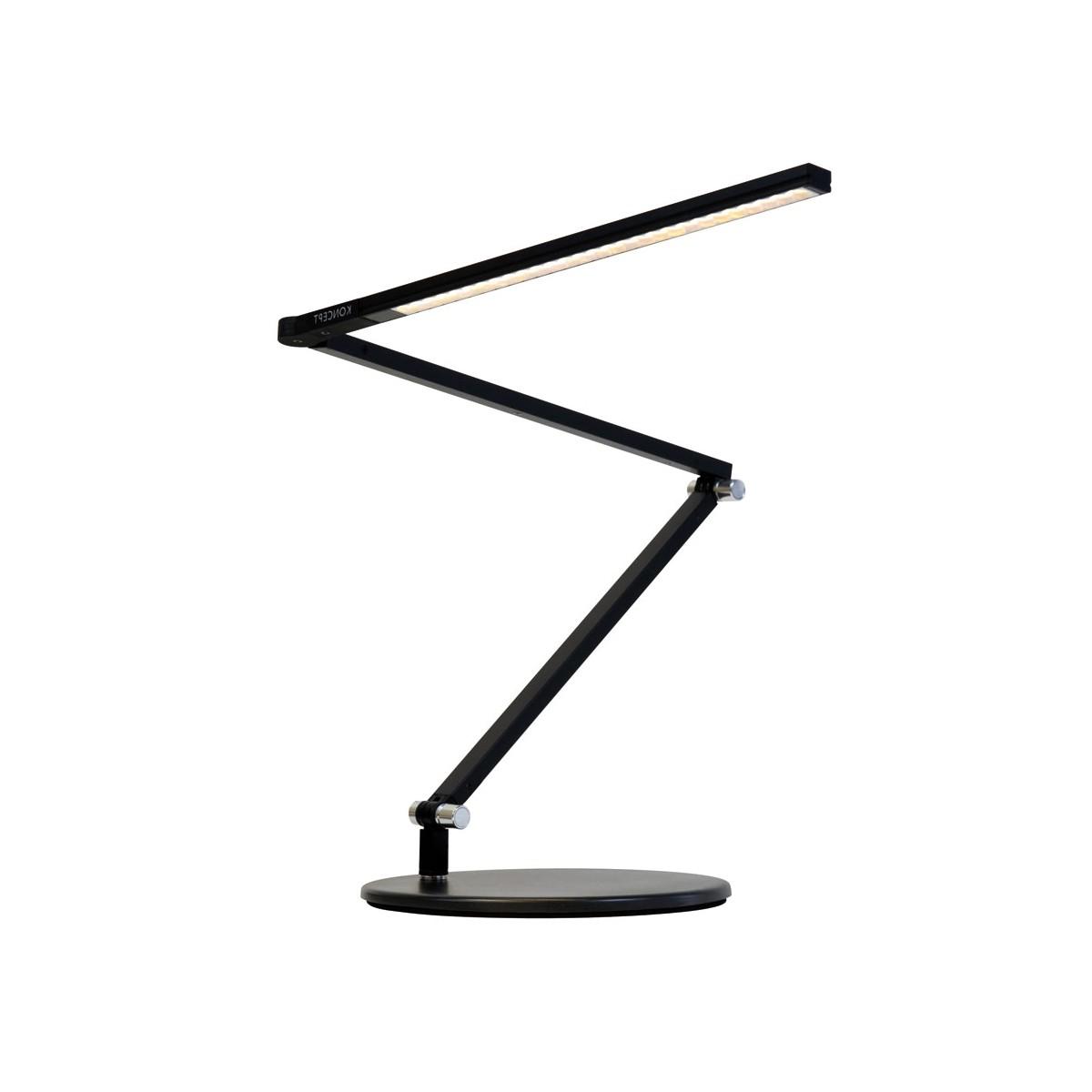BellXpress Z-Bar Mini Tischleuchte, schwarz