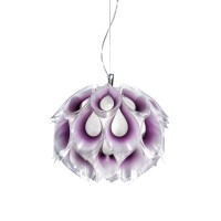 Flora Suspension Small, purple (violett)
