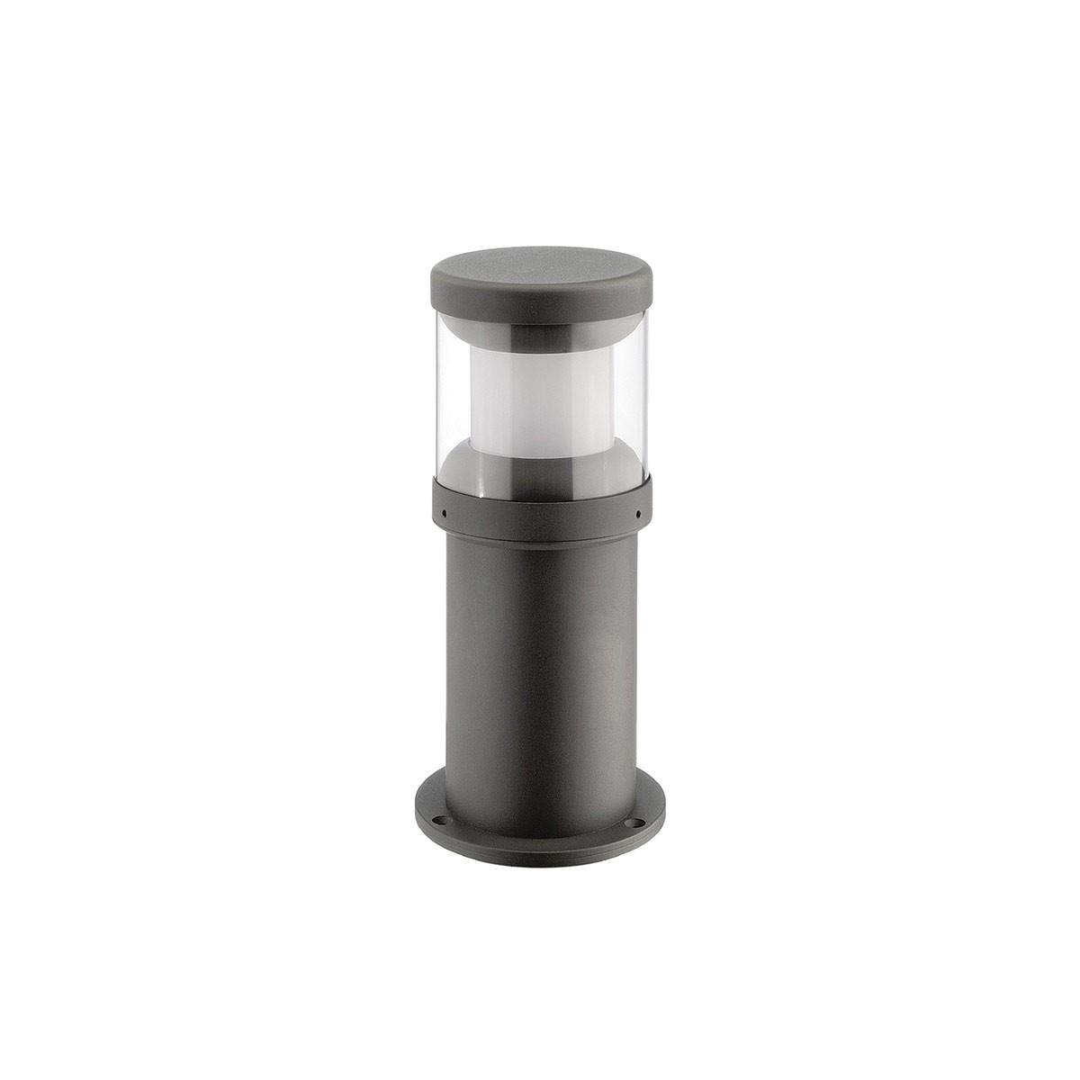 LCD Außenleuchten 1280/1290 LED Sockelleuchte, graphit