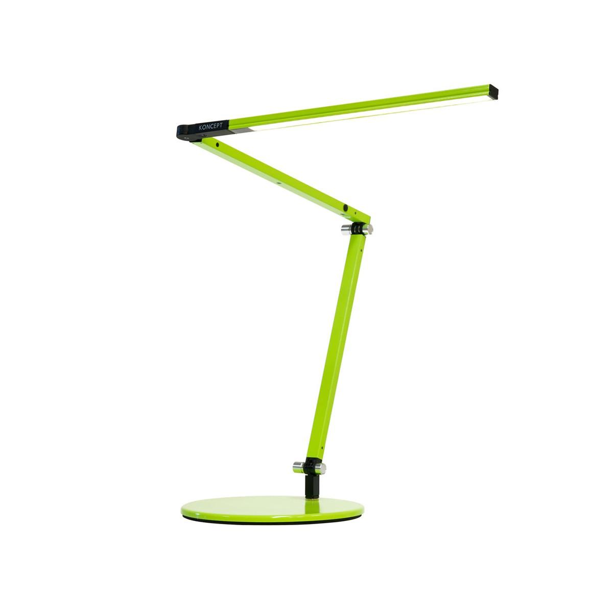BellXpress Z-Bar Mini Tischleuchte, grün