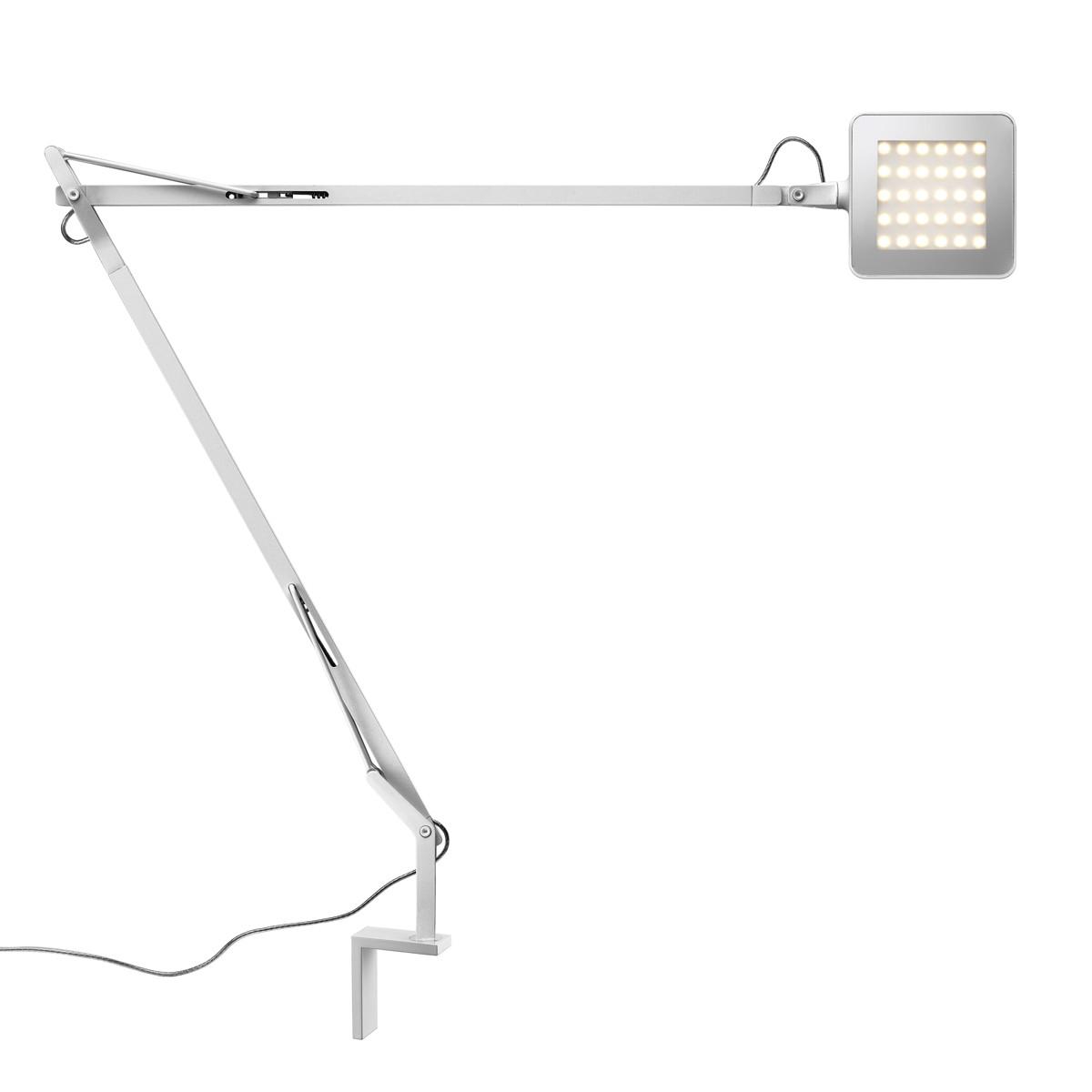 Flos Kelvin LED Wandleuchte, weiß glänzend