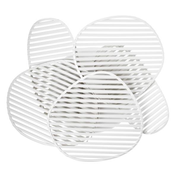Foscarini Nuage Parete / Soffitto, bianco (weiß)