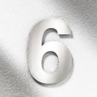 """CMD Hausnummer """"groß"""", 6"""