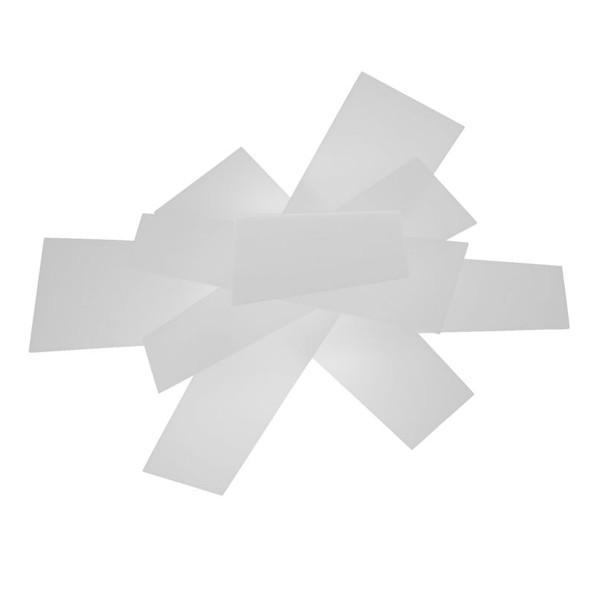 Foscarini Big Bang Parete/Soffitto, bianco (weiß)