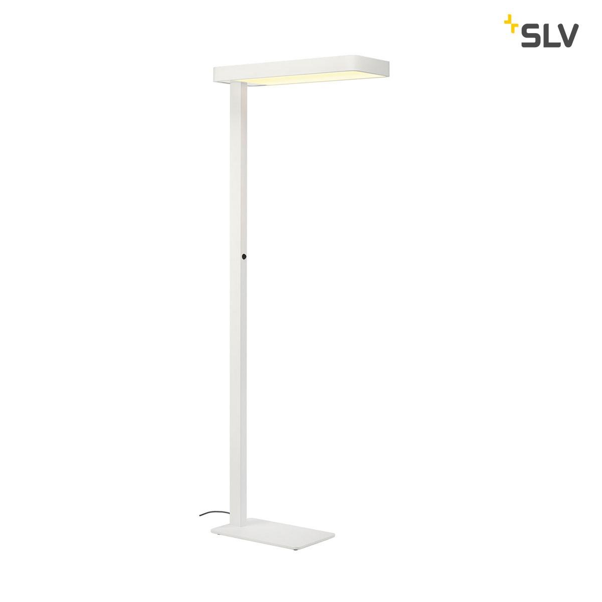 SLV Worklight LED SL-2 Stehleuchte, weiß