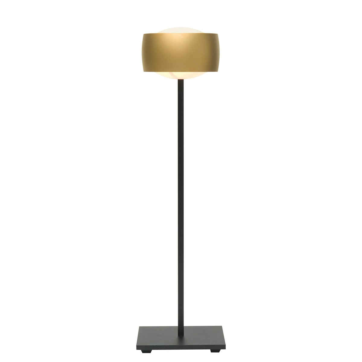 Oligo Grace LED Tischleuchte, Gold matt