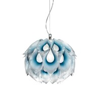 Flora Suspension Small, blue (blau)