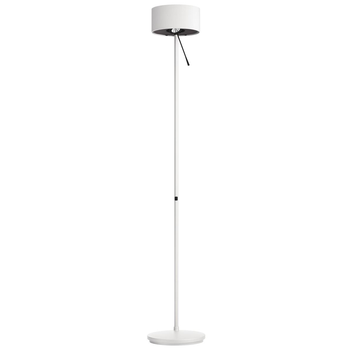 Belux Diogenes-10 LED Stehleuchte, reinweiß