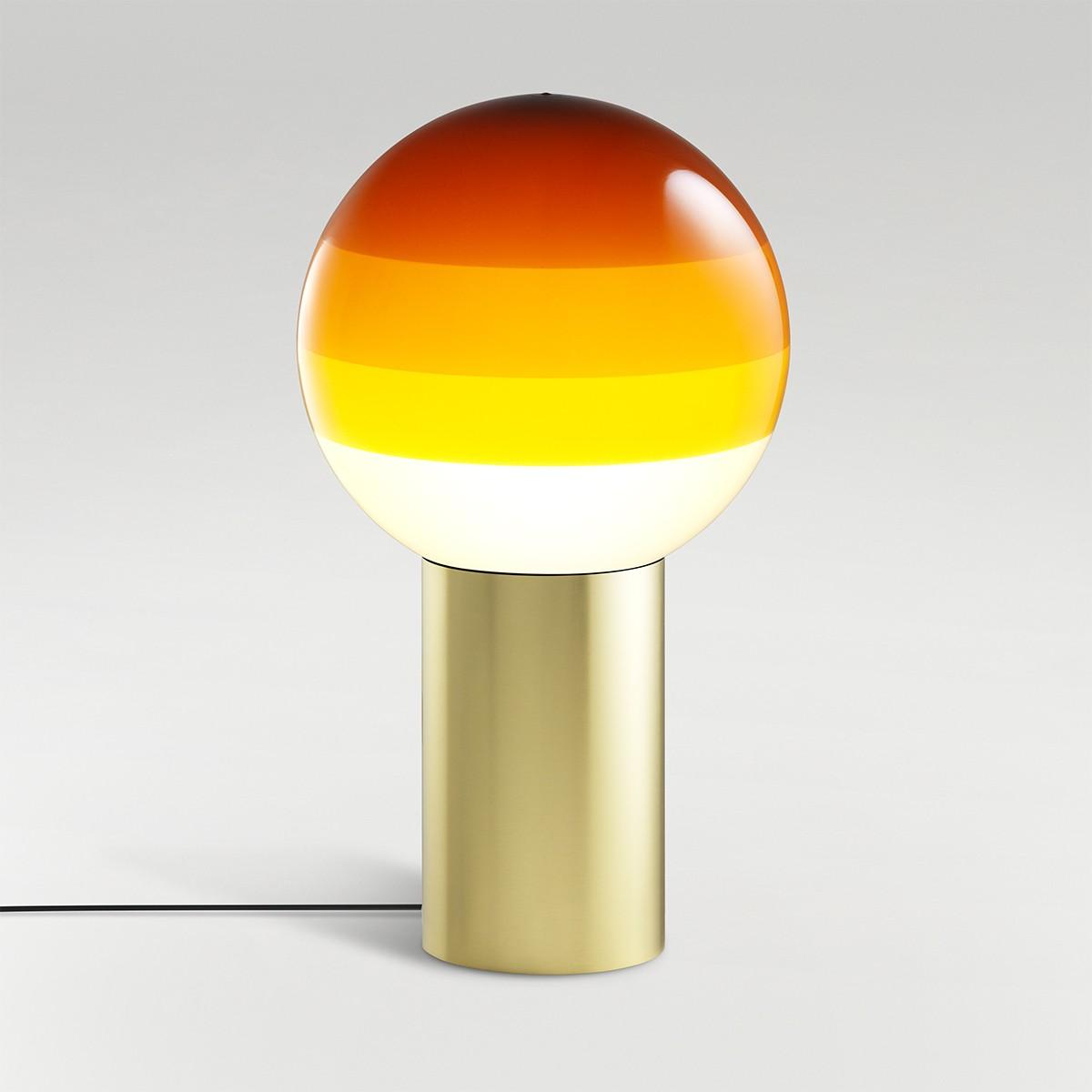 Marset Dipping Light M LED Tischleuchte, amber