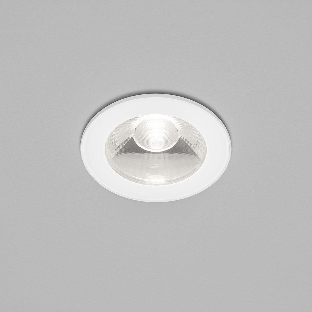 Helestra Oso LED Deckeneinbaustrahler, rund