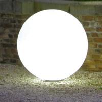 Snowball Außenleuchte ortsfest, Ø: 40 cm, ohne Zuleitung
