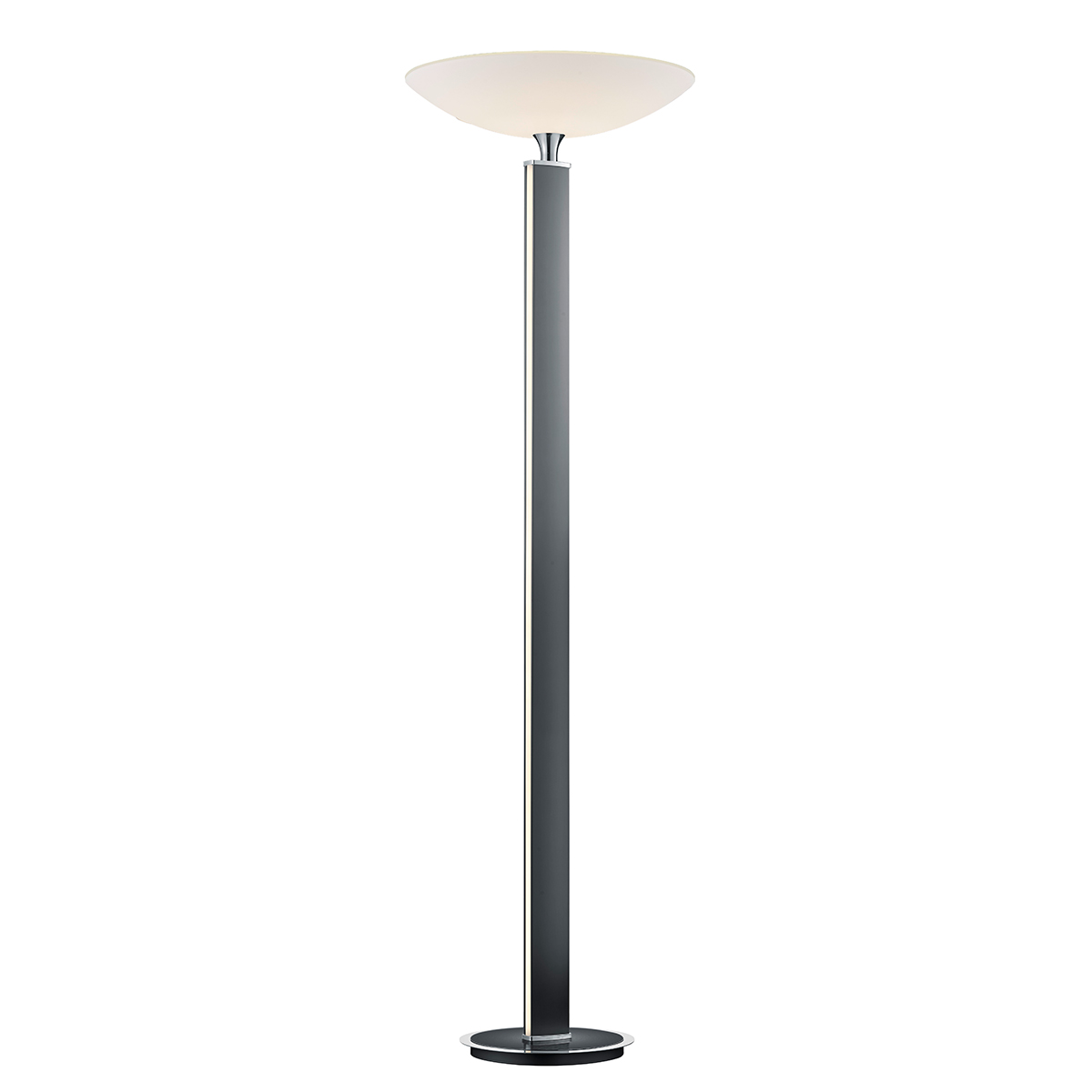 Bankamp Pure F LED Stehleuchte 6084/1-39