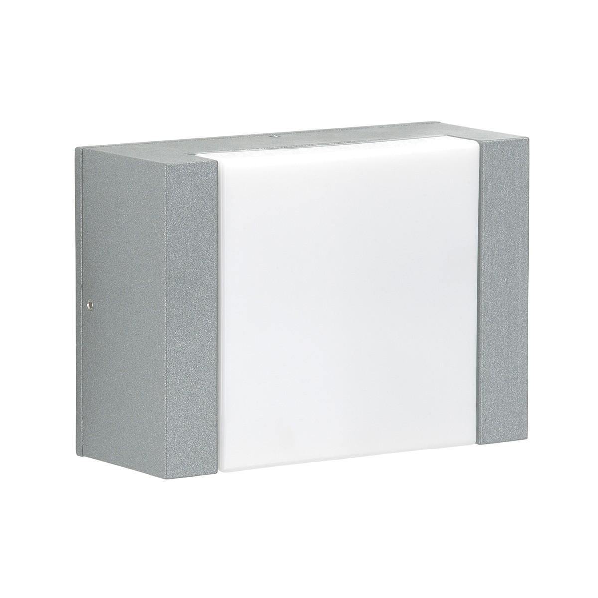 Albert 0331 LED Außenwandleuchte, Silber