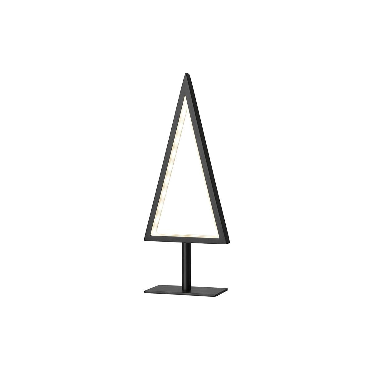 Sompex Pine-S LED Tischleuchte, schwarz