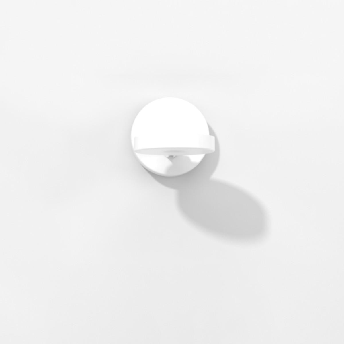 Rotaliana String H0 LED Wandleuchte, weiß matt