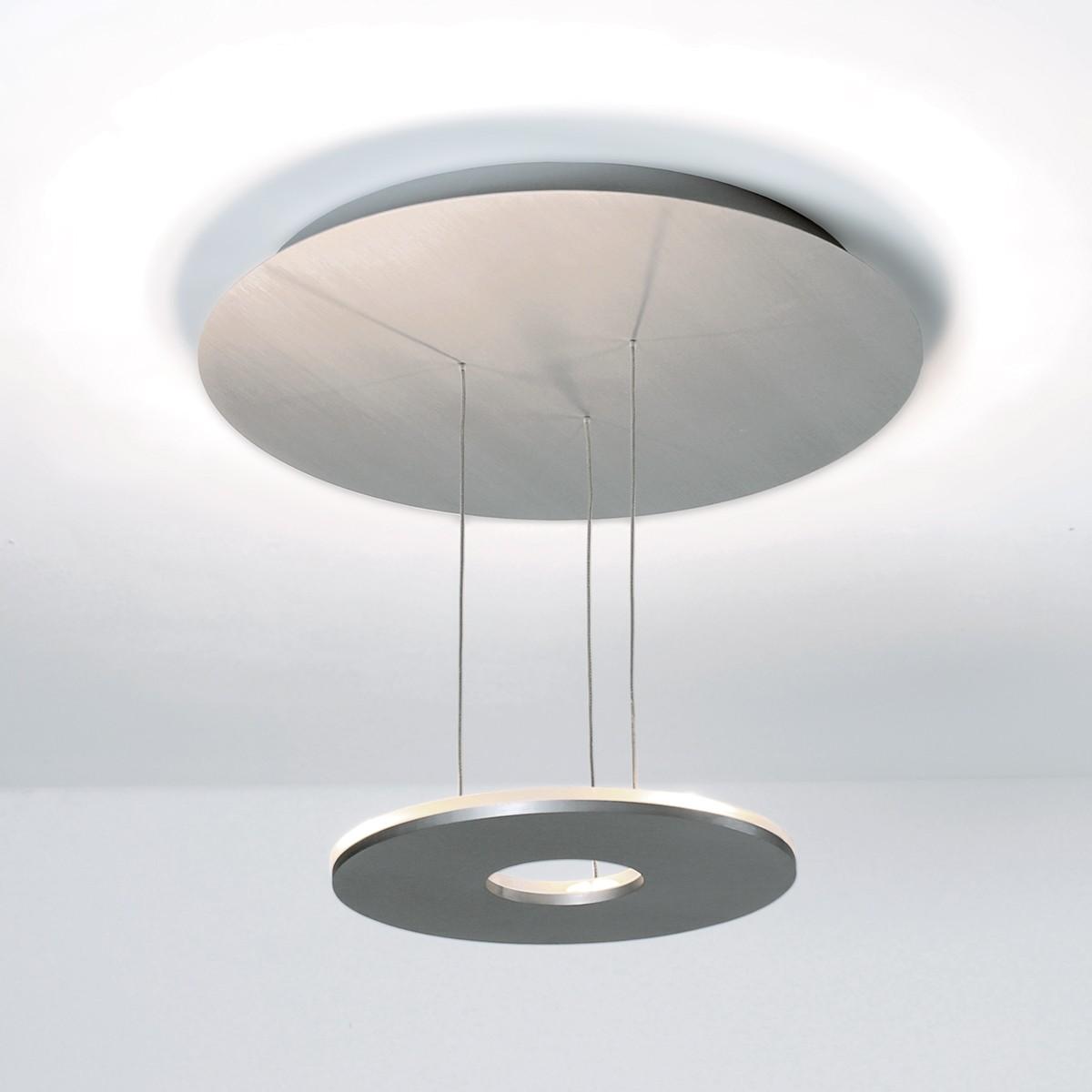 Bopp Saturn LED Deckenleuchte, Aluminium matt