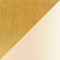 2541 Stehleuchte, Messing poliert / matt, Chintz champagner
